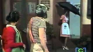 El Chavo del Ocho - Capítulo 232 - Las Goteras - 1978
