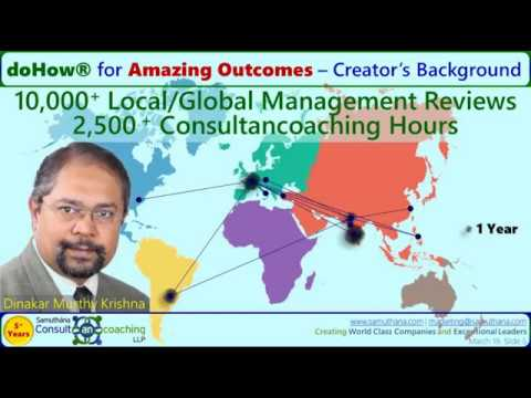 DoHow® For Amazing Outcomes