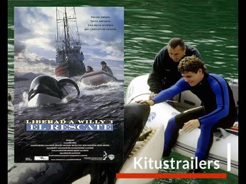 Liberad a Willy 3 El Rescate Trailer