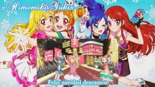 We Wish You a Merry Cristmas -Fandub Latino- [[Aikatsu!]]
