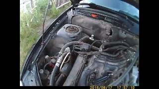 видео Замена салонного фильтра Приора с кондиционером