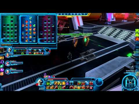 SWTOR: Bounty Hunter Mercenary Levelling Guide Ft Ghost!