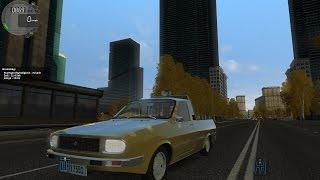 City Car Driving 1.5.3 Renault 12 Pickup TrackIR 4 Pro [1080P]