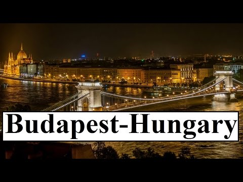 Hungary/Budapest (Danube River Cruise by night) Part 2 (HD)