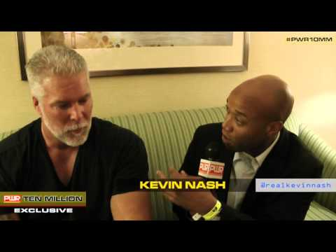 Kevin Nash Interview - August 15, 2012