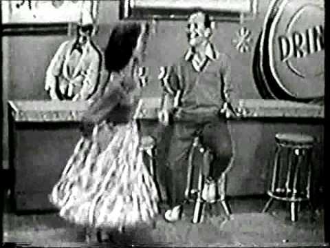 PAT BOONE on TV 1957 singing TUTTI  FRUTTI little richard