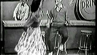 pat boone on tv 1957 singing tutti frutti little richard