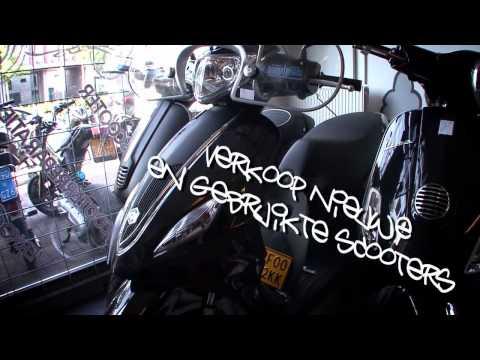Voor Scooter Reparatie, Onderhoud Of Verkoop Ga Je Naar Scootercentrum IJburg