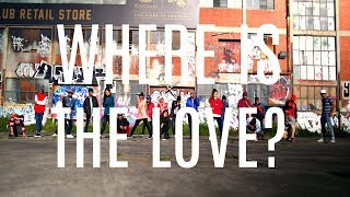 """Gambar cover """"Where Is The Love"""" by Black Eyed Peas    King Of Hearts"""