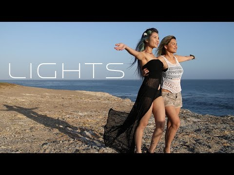 Dj Melodie - Lights (Official Video)