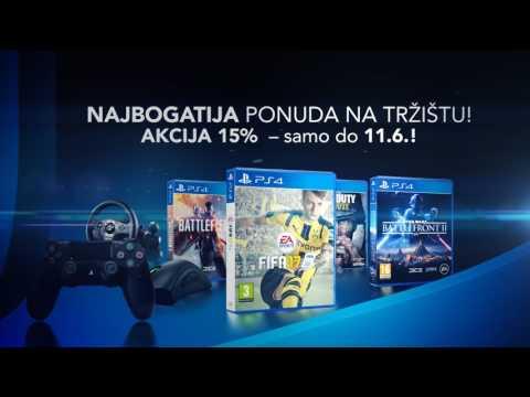 Sancta Domenica - Sarajevo, BBI centar - Nova era gaminga!