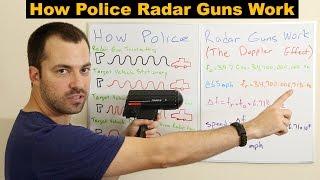 How Police Radar Guns Work