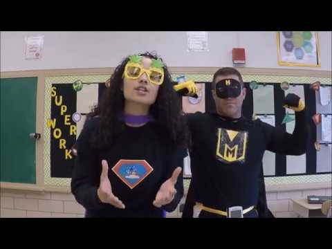 Sudbrook Magnet Middle School PARCC-Girl