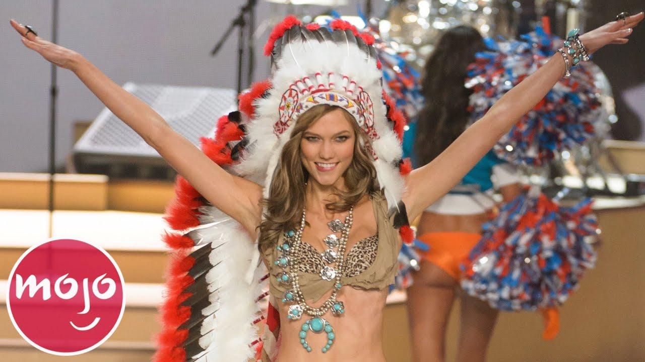 Top 10 Victoria's Secret Fashion Show Scandals