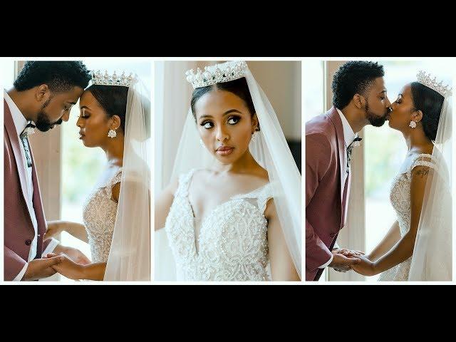 EMOTIONAL ETHIOPIAN + AMERICAN WEDDING VIDEO ( ?????? ???) PART 1