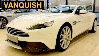 2015 Aston Martin Vanquish - Review & Test Drive