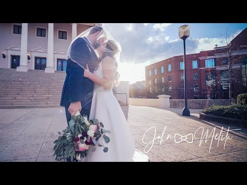 the-bride-tries-to-sneak-a-peak-of-the-groom!-👰🤵👩❤️💋👨-|-aurora-farms-wedding