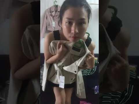 Mai Anh Phạm-Ao Len Quảng Châu Cao Cấp
