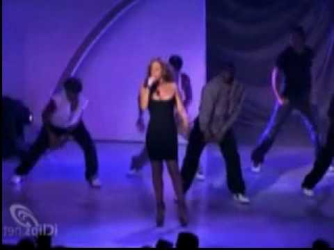 Mariah Carey  Up Out My Face   At Las Vegas 2009