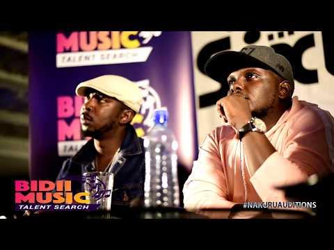 Bidii Music Talent Search Nakuru Edition Simor Music Youtube