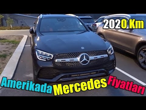 Amerika'da Lüks 2. El Araba Fiyatları | Mercedes, BMW, Jaguar, Mustang, Audi ve Daha Fazlası