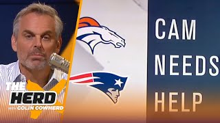 Colin Cowherd plays the 3-Word Game after NFL Week 6 | THE HERD