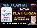 Mind Capital - Webinar 02.02.20, ZNANY CEO Gonzalo Garcia-Pelayo - ZARABIAJ OD 0.5% DO 1.5% DZIENNIE