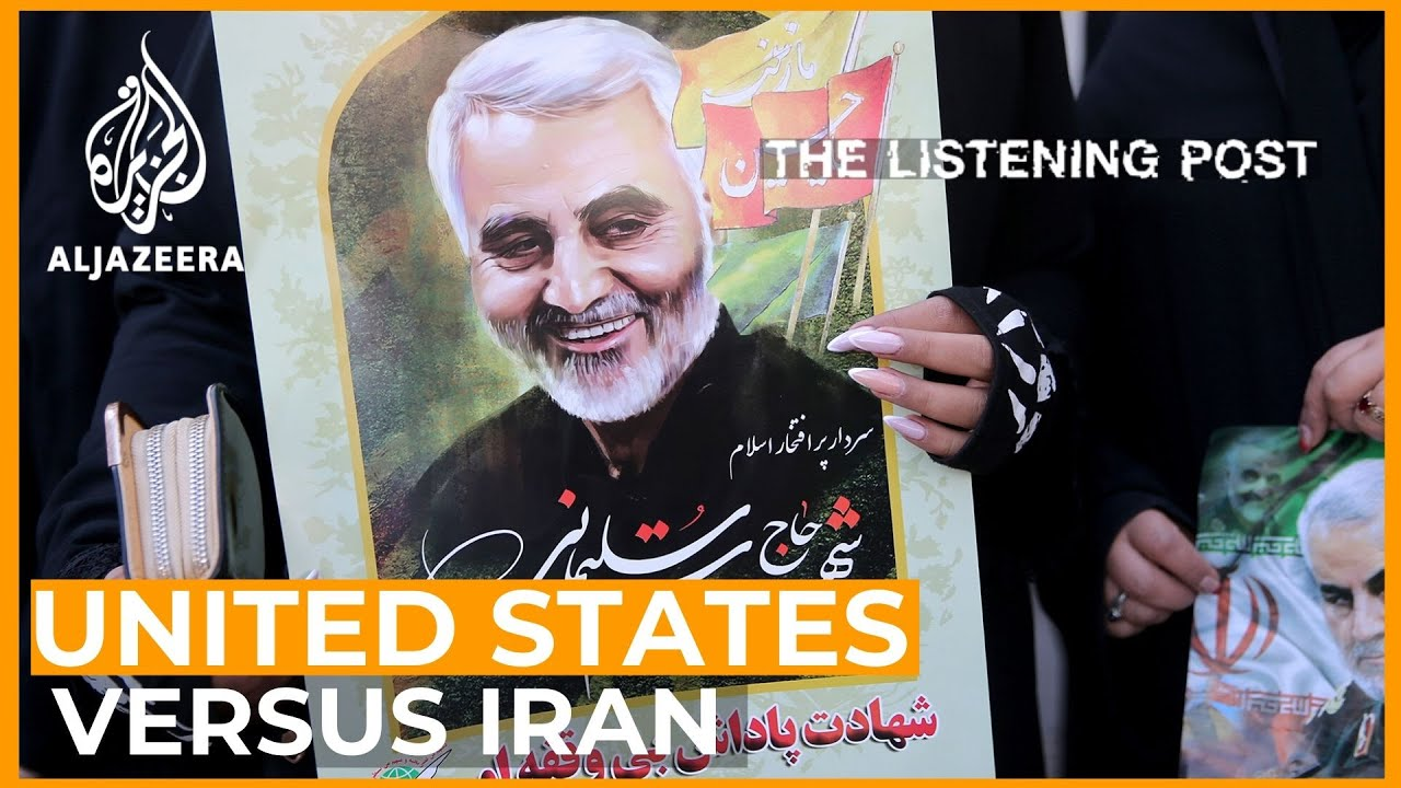 US versus Iran: Tension over the airwaves | The Listening Post (Full)