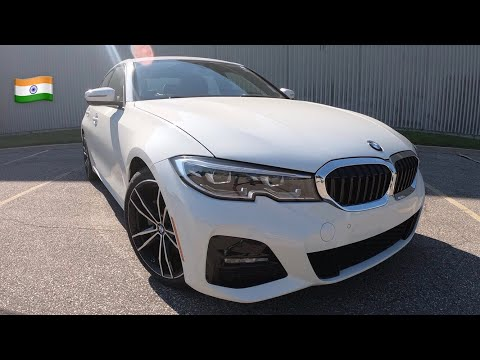 New BMW 3 Series | Big Step Forward ? | Canada Vlog | BMW India |