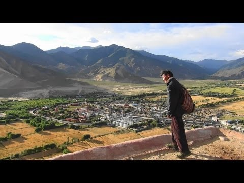 Trans-Siberian Trip to North Korea-Tibet-Mongolia in 7 minutes by 2sec