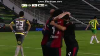 Aldosivi vs Colón de Santa Fe (0-2) Primera División 2016/2017 Fecha 1
