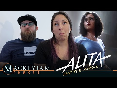 Alita: Battle Angel | Official Trailer – Battle Ready- REACTION and REVIEW!!!