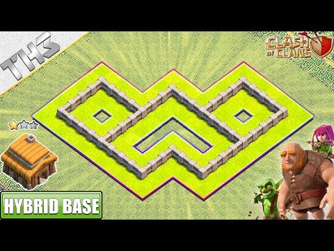 New BEST Town Hall 3 (TH3) Base - Clash Of Clans