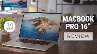 16-inch MacBook Pro Review: Better Than Ever!