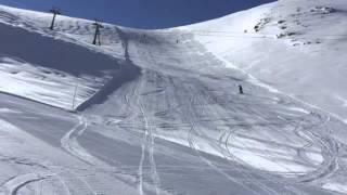 erzurum palandken kayak merkezi kuzey in dikindeyiz