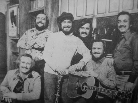 The Irish Rovers in Concert in New Zealand 1977
