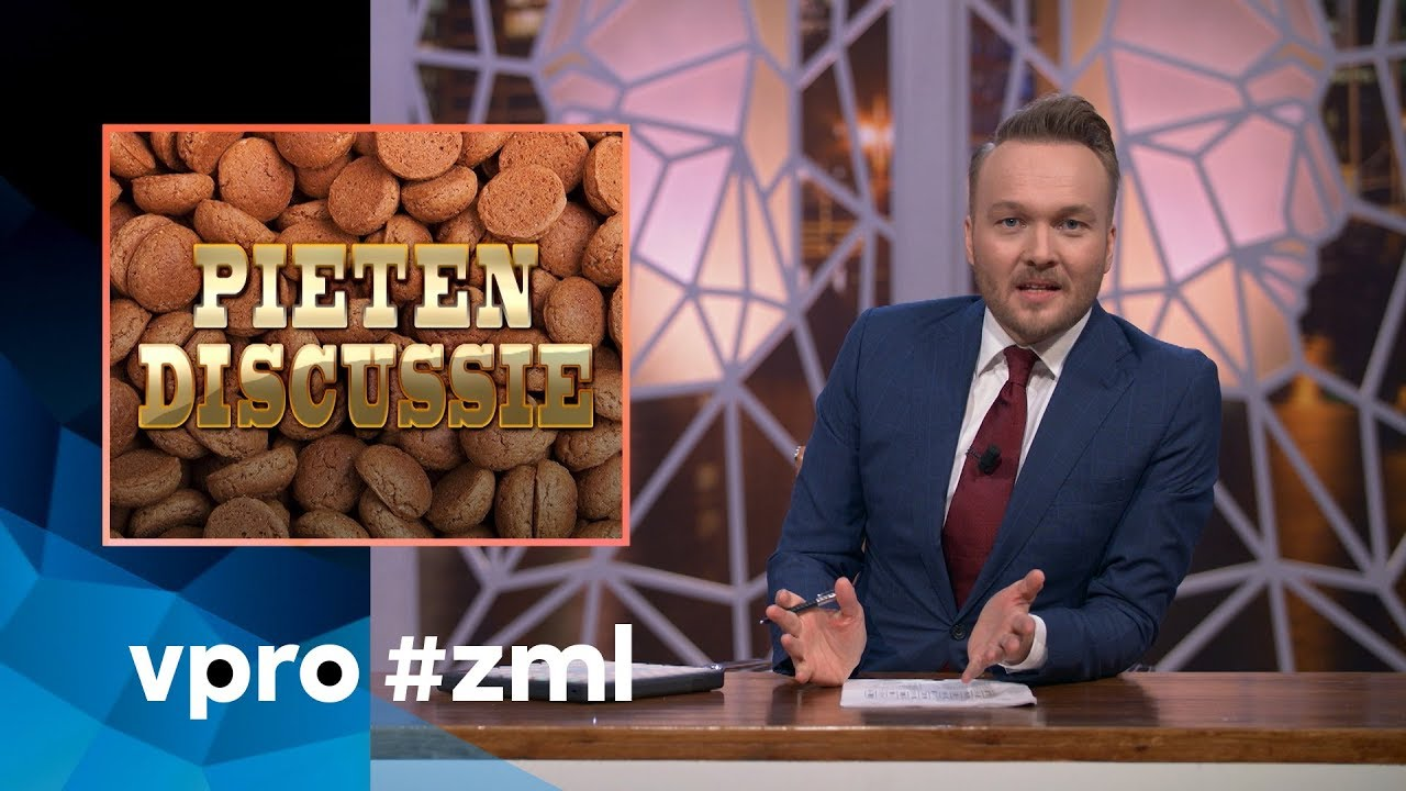 Update Pietendiscussie - Zondag met Lubach (S09)