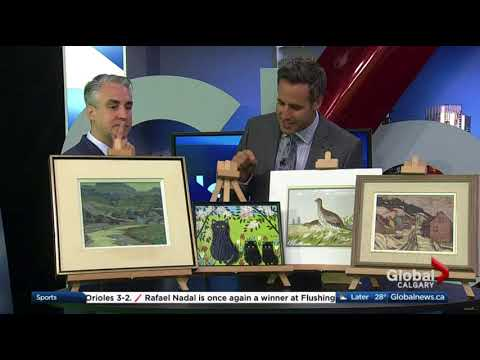 Rob Cowley Discusses the Calgary Valuation Day with Global News Morning