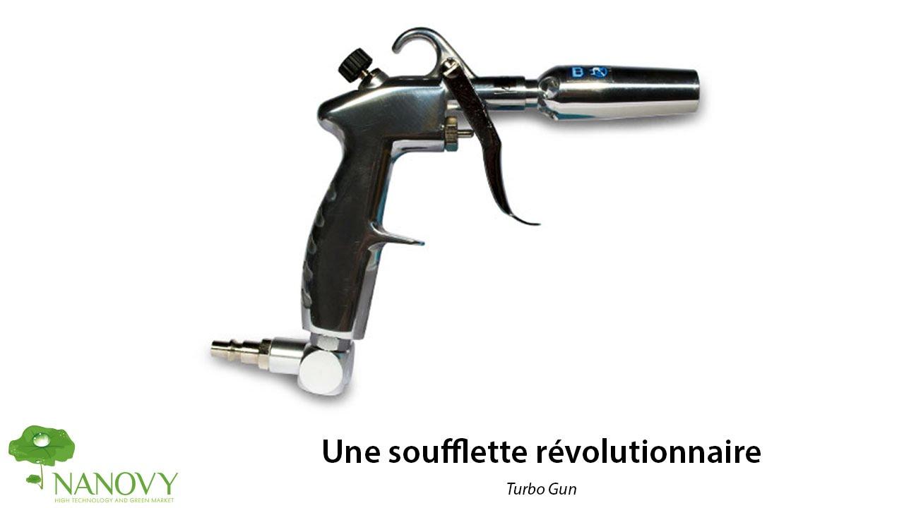 nanovy turbo gun une soufflette r volutionnaire youtube. Black Bedroom Furniture Sets. Home Design Ideas