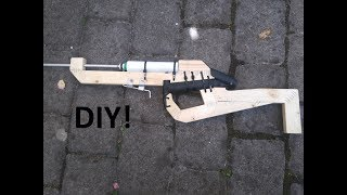 DIY مسدس!