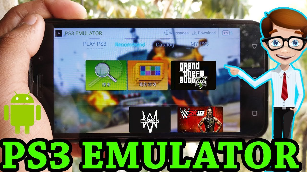 download ps3 emulator for android free