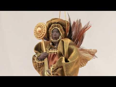 African American Ornaments |  Black Fine Art