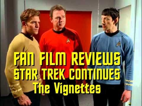 Review - Star Trek Continues - The Vignettes