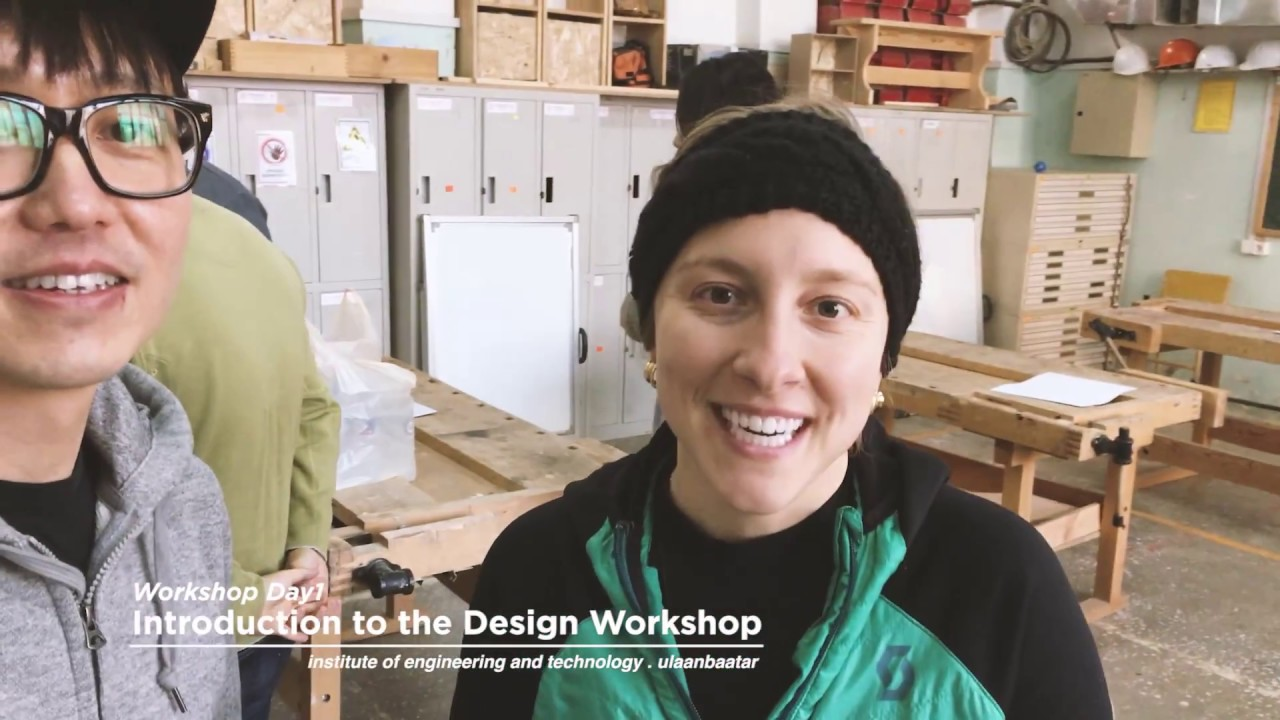 18th Design for Development Workshop Mongolia