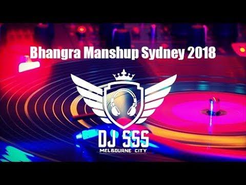 Bhangra Mashup Sydney 2018  Dj Sss