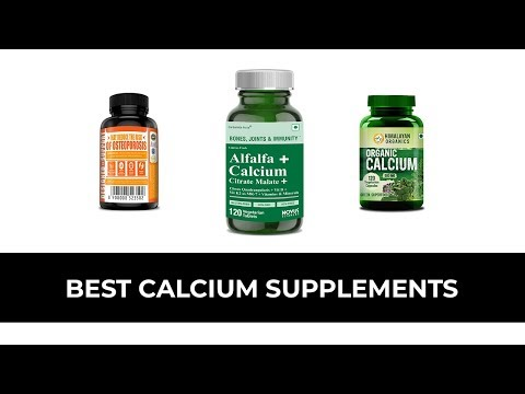 Best Calcium Supplements In India: Complete List With Features, Price Range & Details - 2019