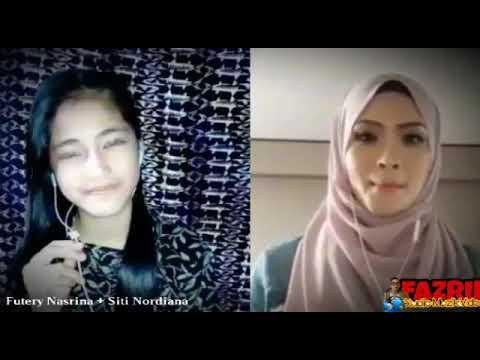 TERUS MENCINTAI + Siti Nordiana & Futery Nasrina ( Suara Merdu )