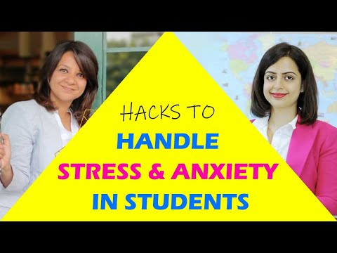 HACKS TO OVERCOME STRESS AND ANXIETY IN KIDS INCLUDES ANSWER TO YOUR QUESTIONS