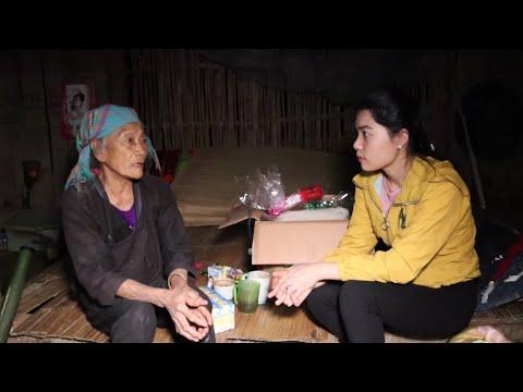 Cuộc Sống Bên Trong Ngôi Nhà ở Một Mình Trên Núi Cao - Bản Nghèo Vùng Cao