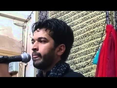 Zakir Syed Asim Raza 25th Rajab Blackburn 3/5 2016